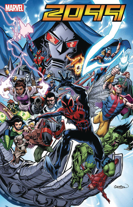 Marvel Comics 2099 #1 Alpha Comic Book