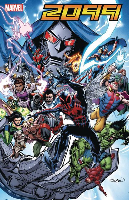 Marvel Comics 2099 #1 Alpha Comic Book