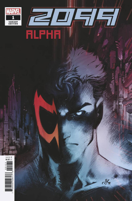 Marvel Comics 2099 #1 Alpha Comic Book [Artist Variant Cover]