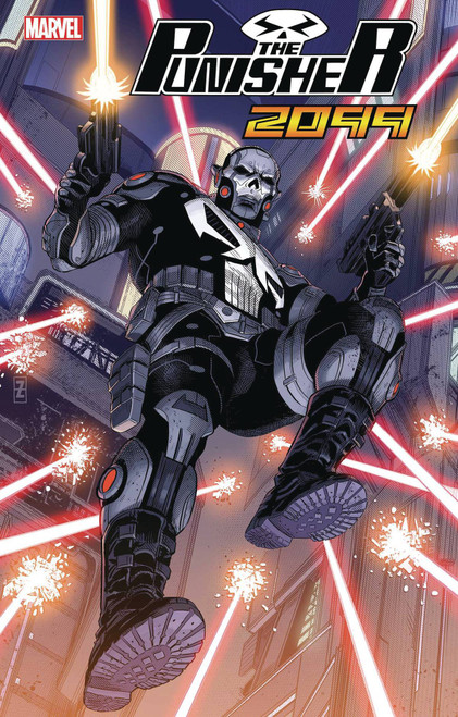 Marvel Comics Punisher 2099 #1 Comic Book