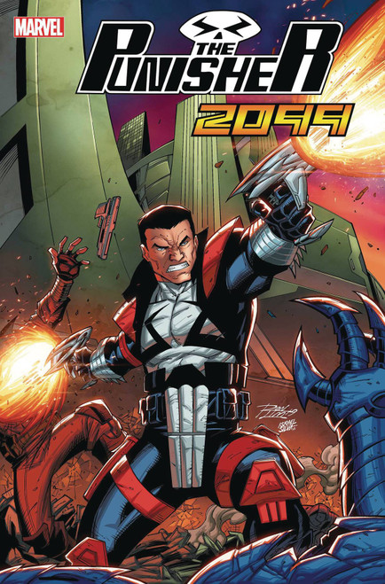 Marvel Comics Punisher 2099 #1 Comic Book [Ron Lim Variant Cover]