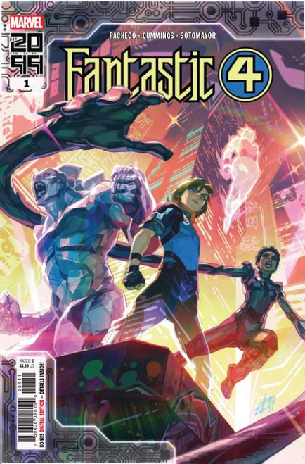 Marvel Comics Fantastic Four 2099 #1 Comic Book