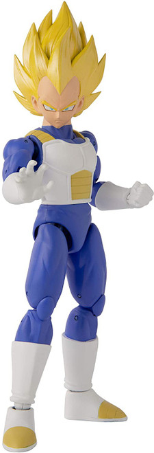 Dragon Ball Super Dragon Stars Series 15 Super Siayan Vegeta V2 Action Figure (Pre-Order ships January)