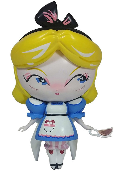 The World of Miss Mindy Disney Alice 7-Inch Vinyl Figure [Damaged Package]