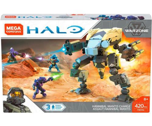 Halo Warzone Hannibal Mantis Charge Set [Damaged Package]