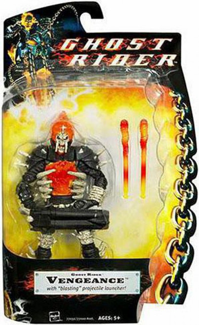Marvel Ghost Rider Vengeance Action Figure [Damaged Package]