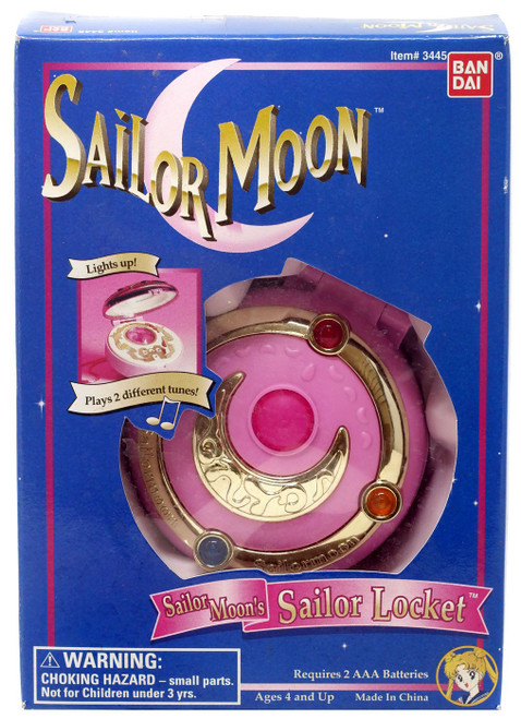 Sailor Moon's Sailor Locket