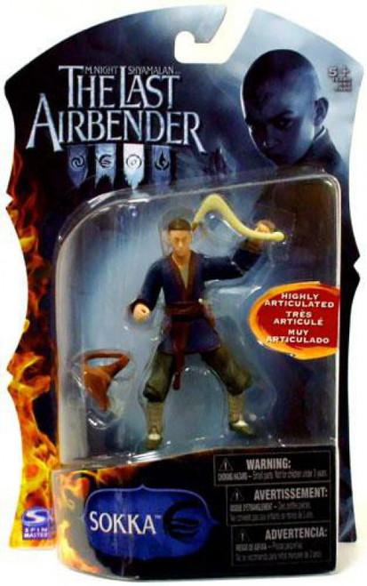 Avatar the Last Airbender Sokka Action Figure [Loose]