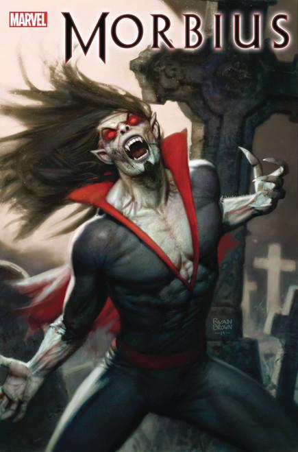 Marvel Comics Morbius #1 Comic Book