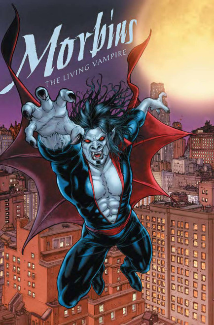 Marvel Comics Morbius #1 Comic Book [Juan Jose Ryp Connecting Variant Cover]