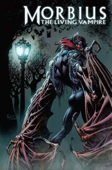Marvel Comics Morbius #1 Comic Book [Kyle Hotz Variant Cover]
