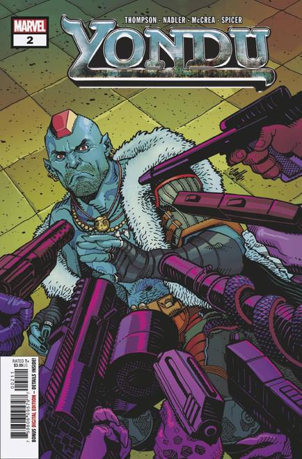 Marvel Comics Yondu #2 of 5 Comic Book