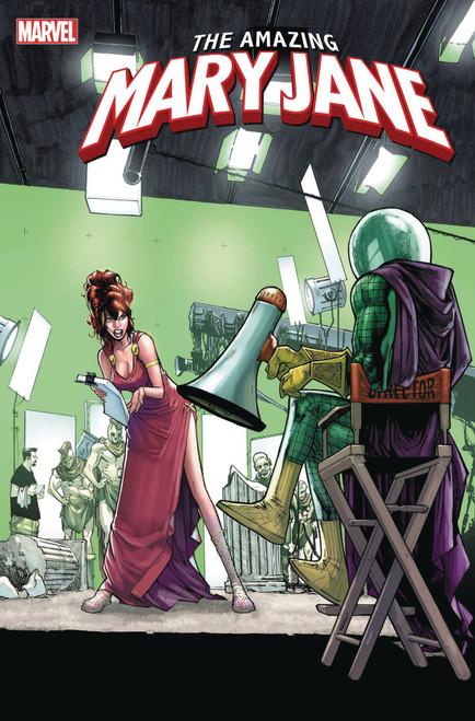 Marvel Comics The Amazing Mary Jane #2 Comic Book