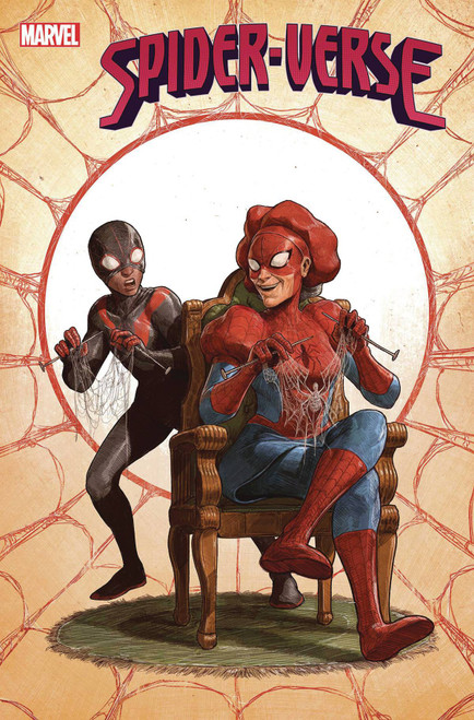Marvel Comics Spider-Verse #2 Comic Book