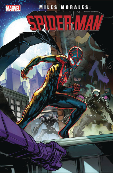 Marvel Comics Miles Morales Spider-Man #12 Comic Book