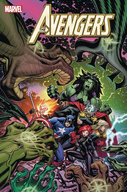 Marvel Comics Avengers #27 Comic Book