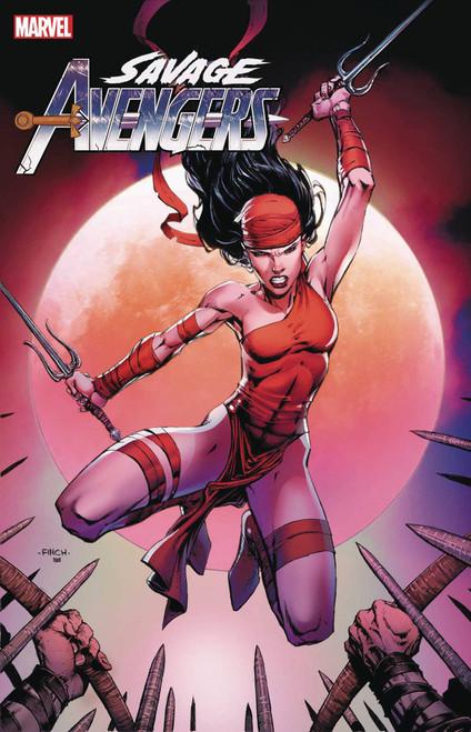 Marvel Comics Savage Avengers #7 Comic Book