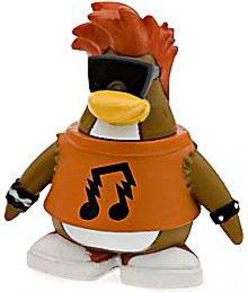 Disney Club Penguin Rocker 2-Inch Mini Figure