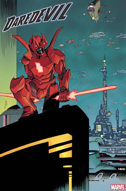 Marvel Comics Daredevil #13 Comic Book [Declan Shalvey 2099 Variant Cover]