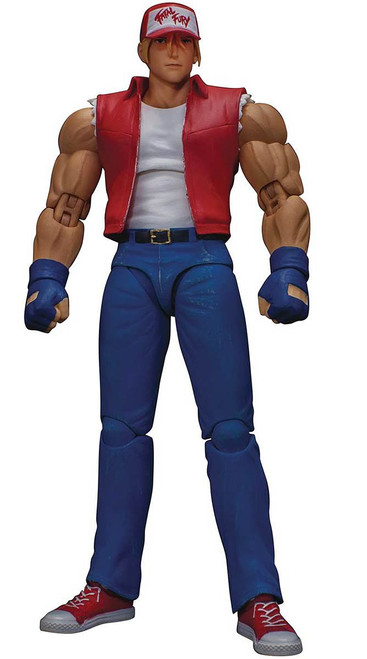 King of Fighters 98 Terry Bogard Action Figure