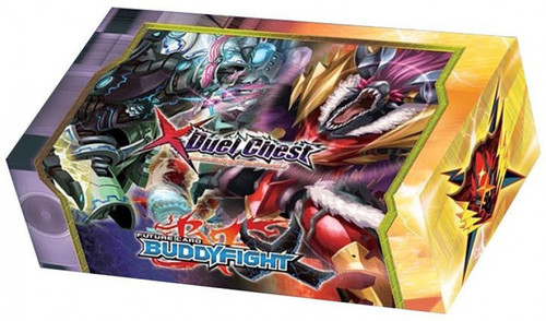 Future Card BuddyFight X Special Series Vol 4 Duel Chest