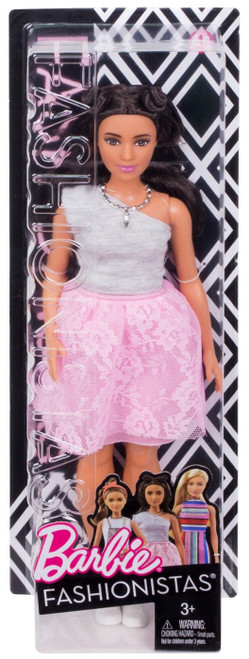 Fashionistas Barbie 13.25-Inch Doll #65 [Powder Pink Lace]