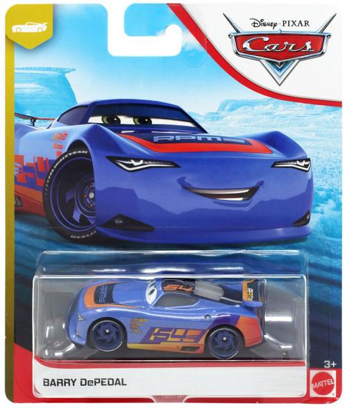 "Disney / Pixar Cars Cars 3 ""Next-Gen"" Piston Cup Racers Barry DePedal Diecast Car [Version 2]"