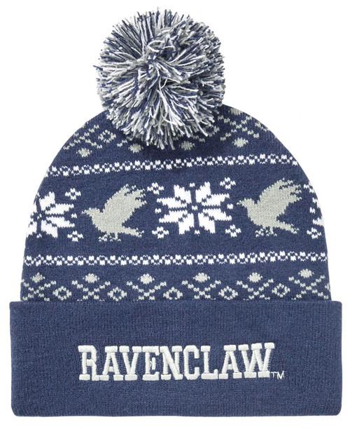 Harry Potter Ravenclaw Pom Beanie Hat