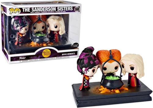 Funko Hocus Pocus POP! Disney The Sanderson Sisters Exclusive Vinyl Figure #560 [Movie Moments]
