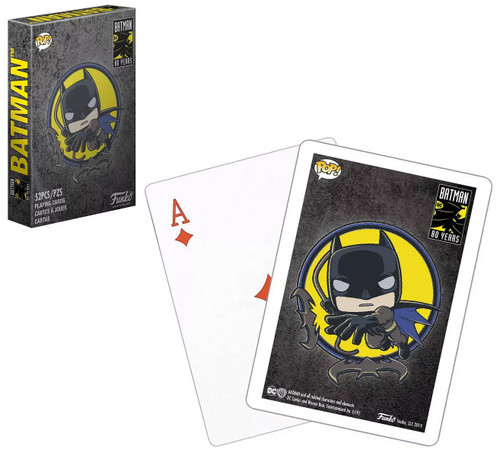 Funko DC Batman 80th Batman Exclusive Playing Cards
