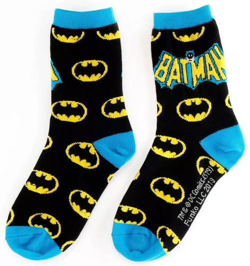 Funko DC Batman Logos Exclusive Socks