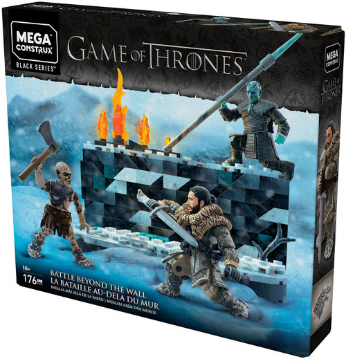 Game of Thrones Black Series Battle Beyond the Wall Set [White Walker!]