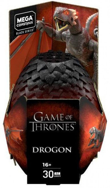 Game of Thrones Black Series Drogon Dragon Egg