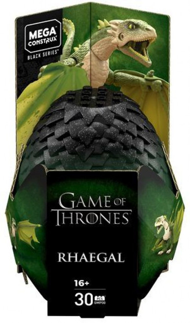 Game of Thrones Black Series Rhaegal Dragon Egg