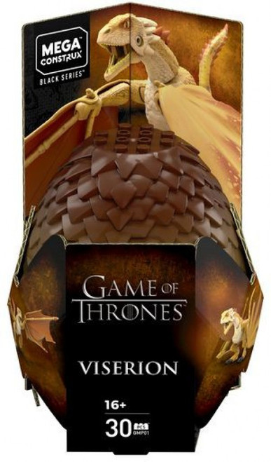 Game of Thrones Black Series Viserion Dragon Egg