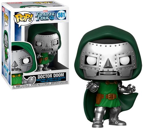 Funko Fantastic Four POP! Marvel Doctor Doom Vinyl Bobble Head #561