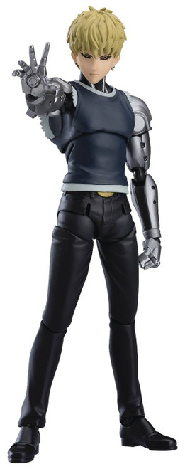 One Punch Man Figma Genos Action Figure
