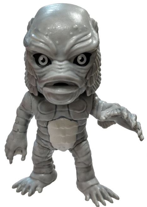 Funko Universal Monsters Creature from the Black Lagoon Exclusive 1/12 Mystery Minifigure [Black & White Loose]