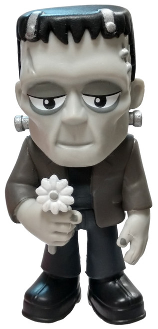 Funko Universal Monsters Frankenstein Exclusive 1/36 Mystery Minifigure [with Flower, Black & White Loose]