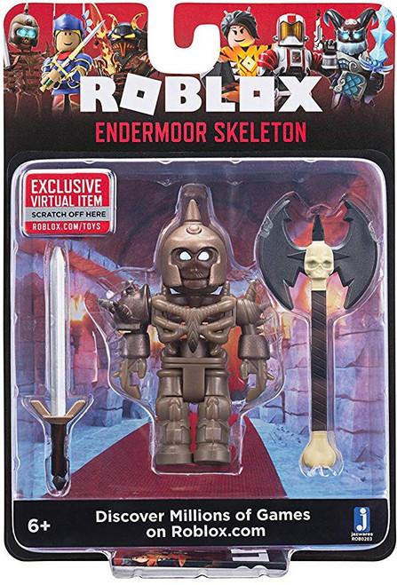 Roblox Endermoor Skeleton Action Figure