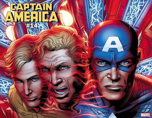Marvel Comics Captain America #14 Comic Book [Immortal Variant Cover]