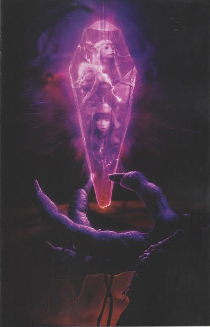 Boom Studios Jim Henson Dark Crystal #1 Age of Resistance Comic Book [One-Per-Store Variant Cover]