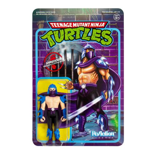 rise of tmnt shredder toy
