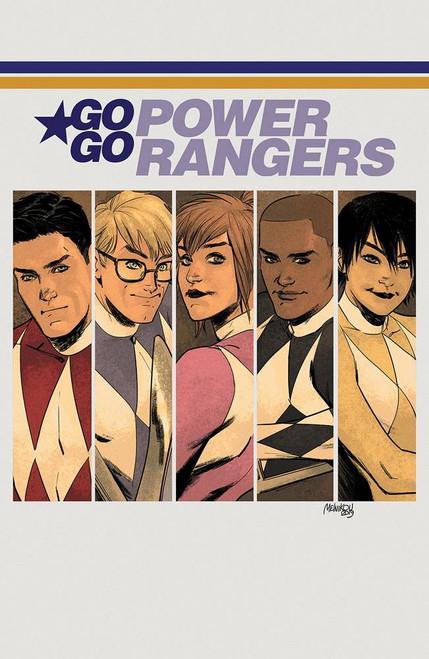 Boom Studios Go Go Power Rangers #22 Necessary Evil Comic Book [Gleb Melnikov Variant Cover]