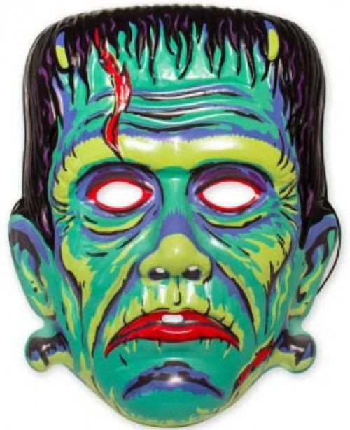 Universal Monsters Frankenstein Retro Monster Mask [Blue]