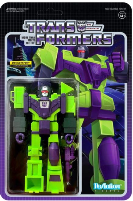 ReAction Transformers Devastator Action Figure (Pre-Order ships November)