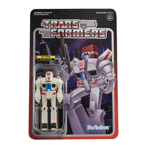 ReAction Transformers Skyfire Action Figure (Pre-Order ships January)