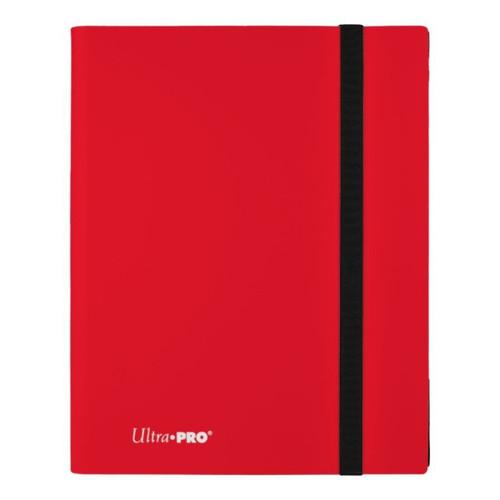 Ultra Pro Card Supplies Eclipse Pro-Binder Apple Red 9-Pocket Binder