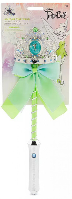 Disney Tinker Bell Light-Up Exclusive Wand [Crown]