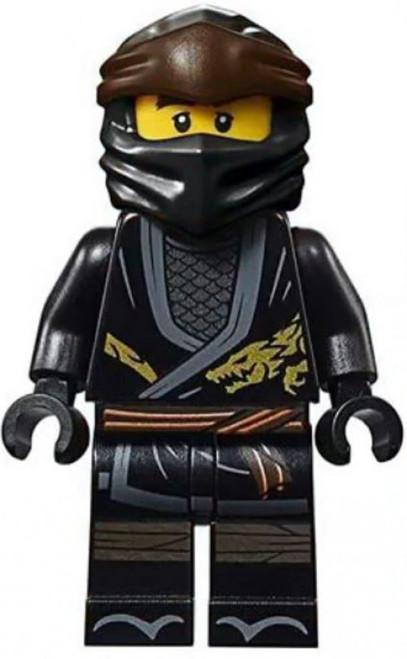 LEGO Ninjago Legacy Cole Minifigure [Loose]